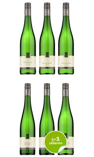 Rizling rýnsky Kráľ vín 5+1 zadarmo