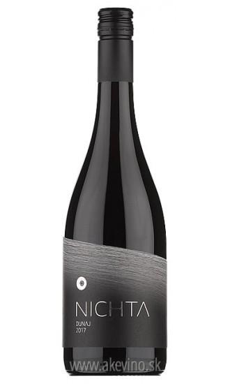 Víno Nichta FUSION Dunaj 2017 akostné odrodové