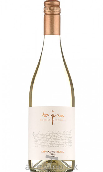 Víno Tajna Sauvignon blanc Fresh 2019
