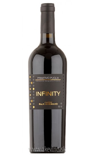 Cantine San Giorgio Infinity Primitivo 2018