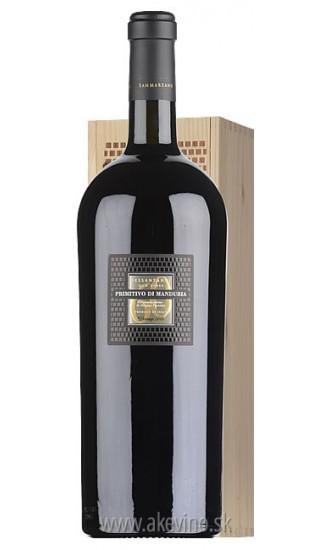 Cantine San Marzano Sessantanni Primitivo di Manduria DOC 2015 Magnum 1.5L