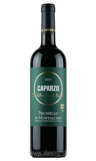 Caparzo Brunello di Montalcino 2013