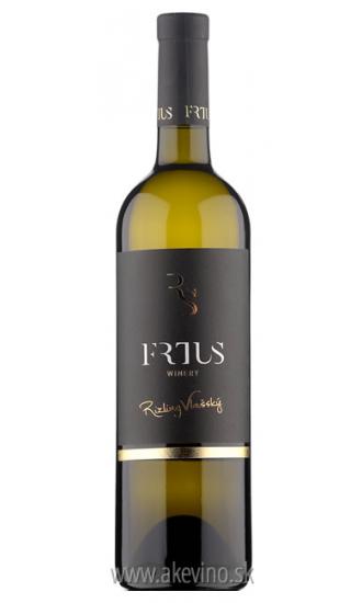 Frtus Winery Rizling vlašský 2017 akostné odrodové