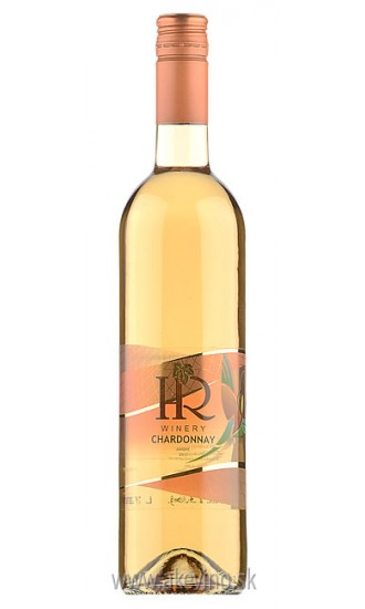 HR Winery Chardonnay Ambre 2017