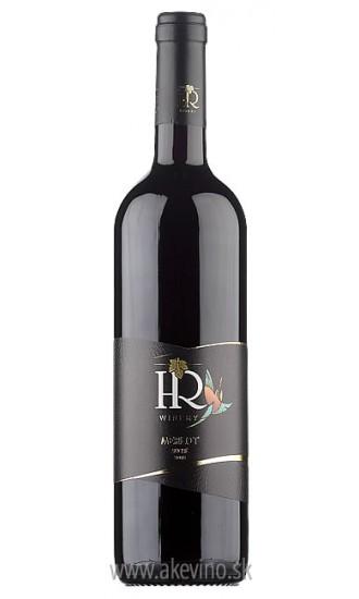 HR Winery Merlot 2016