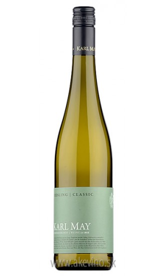 Karl May Riesling Classic 2018