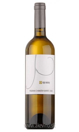 Repa Winery Pozdrav z Malých Karpát 2015 akostné značkové