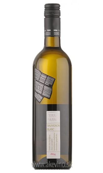 Terra Parna Sauvignon blanc 2016 akostné odrodové