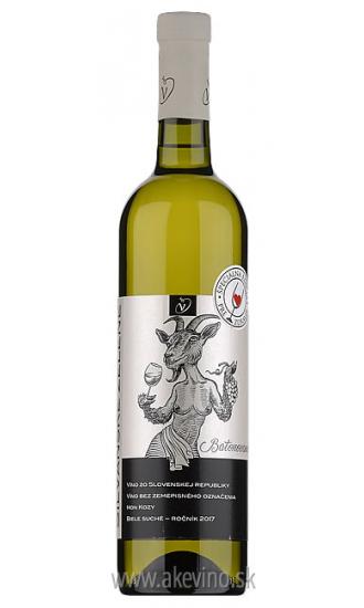 Víno Dudo Silvánske zelené batonované 2017