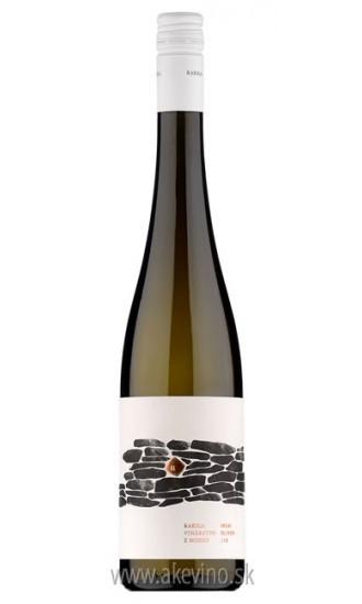 Víno Rariga Irsai Oliver 2018 akostné odrodové polosuché