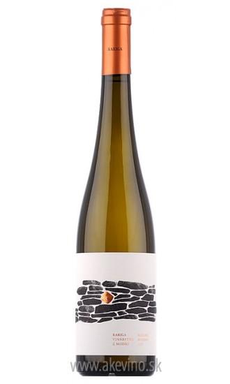 Víno Rariga Rizling rýnsky 2017 akostné odrodové suché