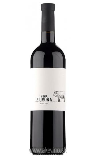 Víno z dvora Nitria 2017