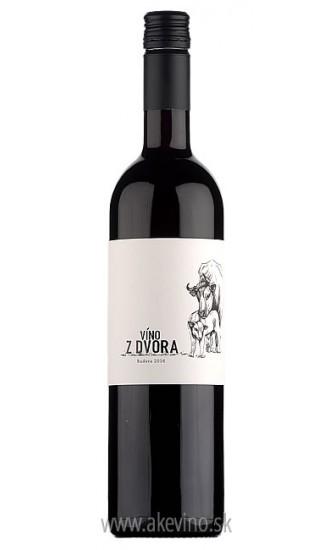 Víno z dvora Rudava 2016