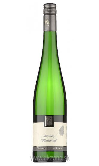 Weingut Familie Rauen Riesling Hinkellay 2016 suché (spontánne kvasenie)