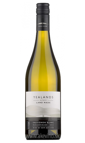 Yealands Estate Land Made Sauvignon blanc Marlborough 2018