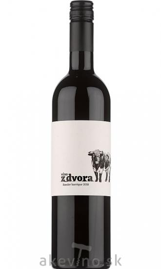 Víno z dvora Roesler barrique 2018