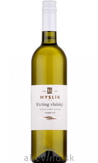 Myslík Winery Rizling vlašský 2019