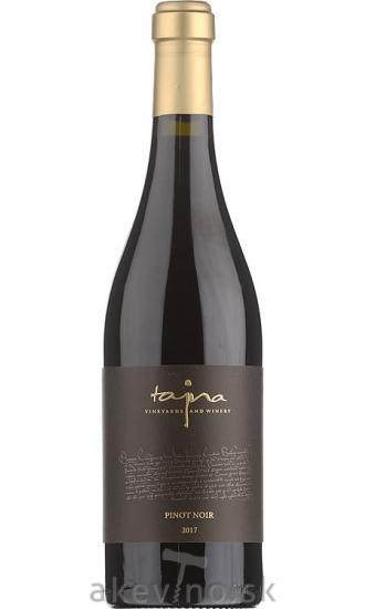 Víno Tajna Pinot Noir 2017
