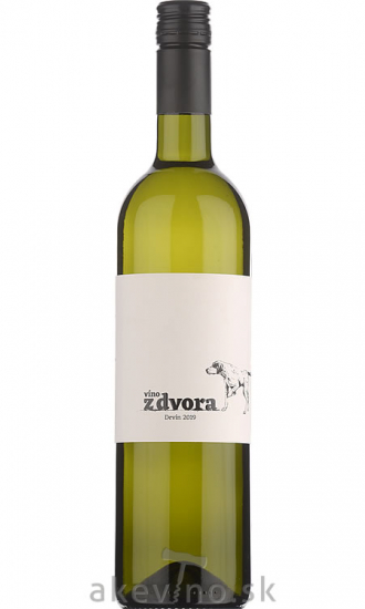 Víno z dvora Devín 2019