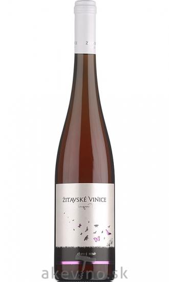 Žitavské vinice Dunaj rosé 2018