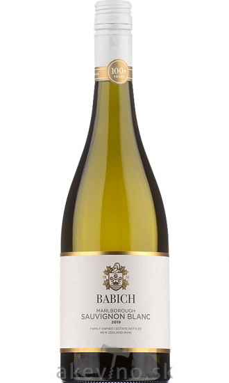 Babich Sauvignon Blanc Marlborough 2019