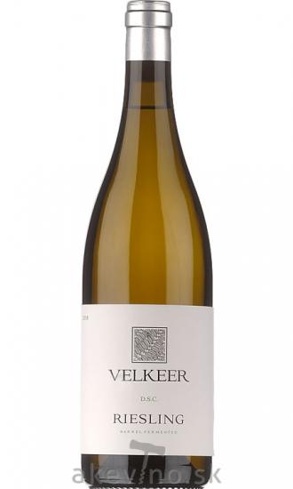 Velkeer Riesling barrel fermented 2018