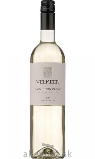 Velkeer Sauvignon blanc 2019 akostné odrodové