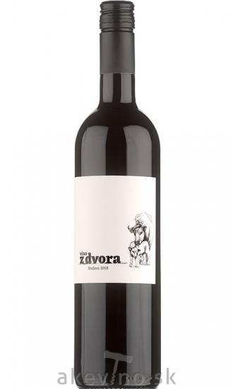 Víno z dvora Rudava 2018