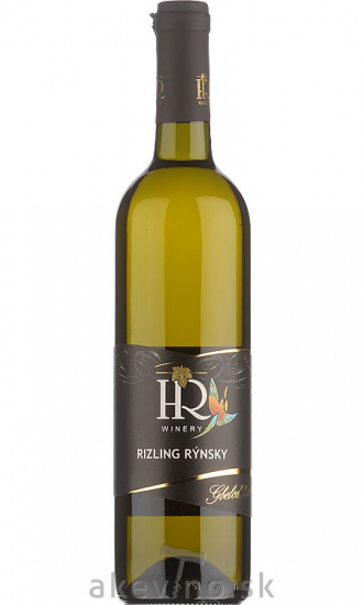 HR Winery Rizling rýnsky 2017 výber z hrozna