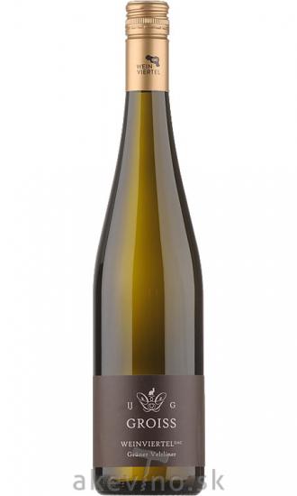 Ingrid Groiss Grüner Veltliner Weinviertel DAC 2019 BIO