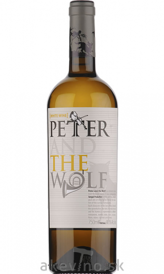Casal Branco Peter and the Wolf White 2018