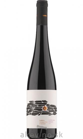 Víno Rariga Cuvée Hana 2017 akostné značkové