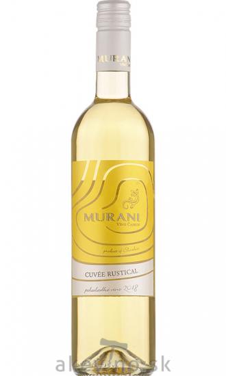 Muráni Cuvée Rustical 2018 polosladké
