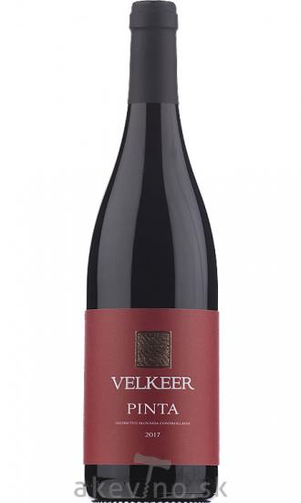 Velkeer Pinta 2017 akostné značkové