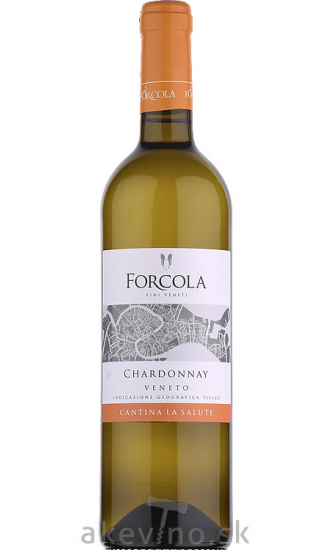Cantina La Salute Forcola Chardonnay 2018