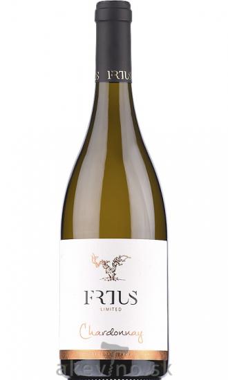 Frtus Winery Chardonnay Wood 2018 akostné odrodové