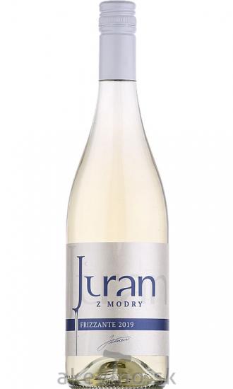 Juran z Modry Frizzante 2019 suché