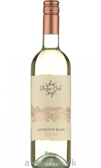 Primi Soli Sauvignon Blanc 2019