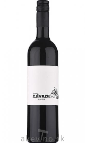 Víno z dvora Dunaj 2018 screw cap