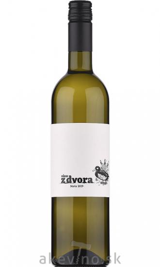 Víno z dvora Noria 2019