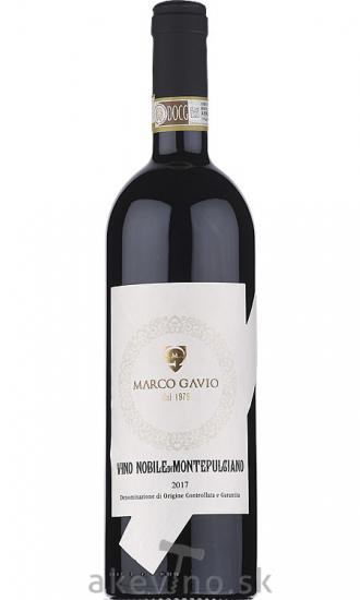 Marco Gavio Vino Nobile di Montepulciano DOCG 2017