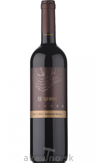 Repa Winery Dunaj OAKED 2018