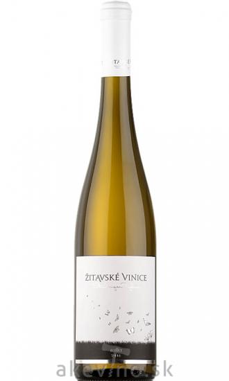 Žitavské vinice Milia 2018