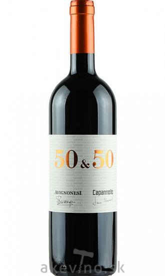 Avignonesi 50 & 50 Capannelle 2015