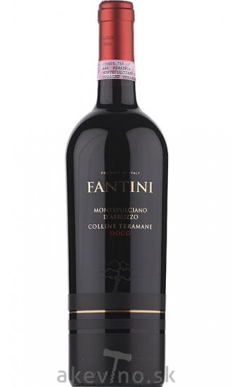 Farnese vini Fantini Colline Teramane Montepulciano d'Abruzzo DOCG 2015