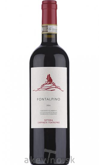 Fattoria Carpineta Fontalpino Chianti Classico DOCG 2016
