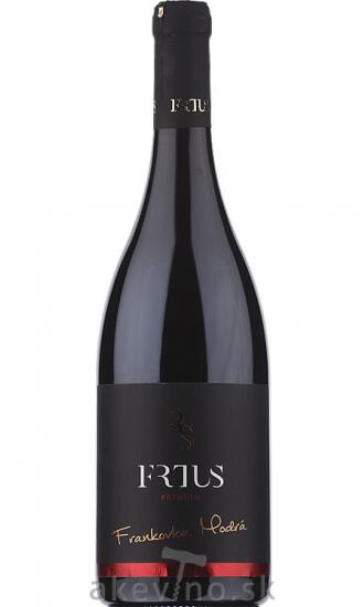 Frtus Winery Premium Frankovka modrá 2018 akostné odrodové
