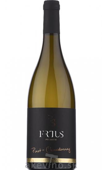 Frtus Winery Premium Pinot Chardonnay 2019