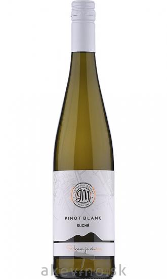 JM Vinárstvo Doľany Pinot blanc 2019