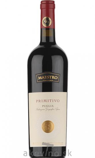 Maestro Primitivo Puglia IGT 2019